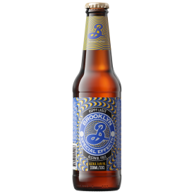Nealkoholinis alus Brooklyn Special Effect, 0% alk., 330 ml