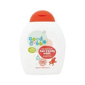 Plaukų ir kūno prausiklis GOOD BUBBLE su drakono vaisiaus ekstraktu, 250 ml