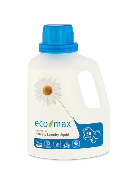Ekologiškas bekvapis skalbiklis ECO-MAX, 1.5 L