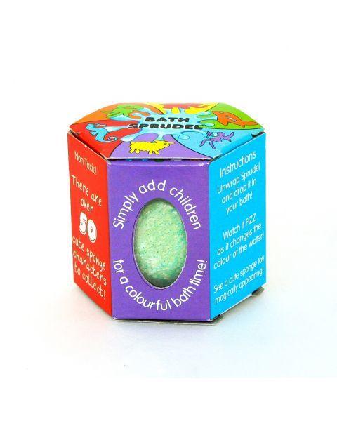 Spalvotas vonios burbulas su žaisliuku BEAN PEOPLE, 1 vnt. 2