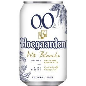Nealkoholinis kvietinis alus HOEGAARDEN 0%, 330ml