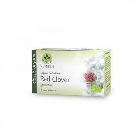 Ekologiška arbata su raudonaisiais dobilais NEUNER'S, 20 pak., 40 g