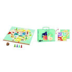 Stalo žaidimas DJECO vaikams nuo 3 metų (DJ05226)