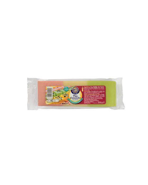Cukraus masė dekoravimui SAINTE LUCIE, trijų spalvų, 200 g
