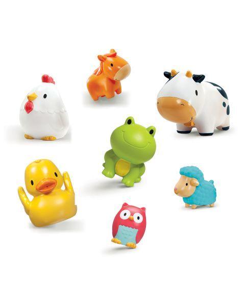 Purškiami žaislai voniai-naminiai gyvūnėliai MUNCHKIN nuo 9 mėn., 1 vnt. 2
