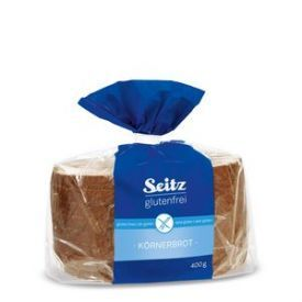 Įvairių grūdų duona SEITZ, be gliuteno, raikyta, 400g