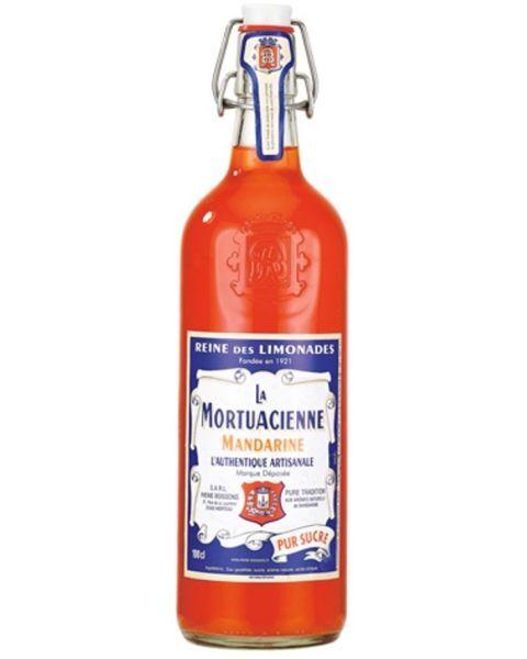 Gazuotas gaivusis gėrimas LA MORTUACIENNE, mandarinų skonio, 1L