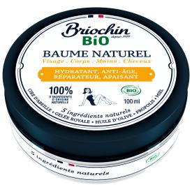 Natūralus kūno balzamas BRIOCHIN, 100 ml