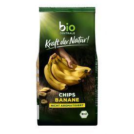 Ekologiški bananų traškučiai BIOZENTRALE, 150g