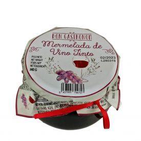 Raudonojo vyno marmeladas DON GASTRONOM, 140 g