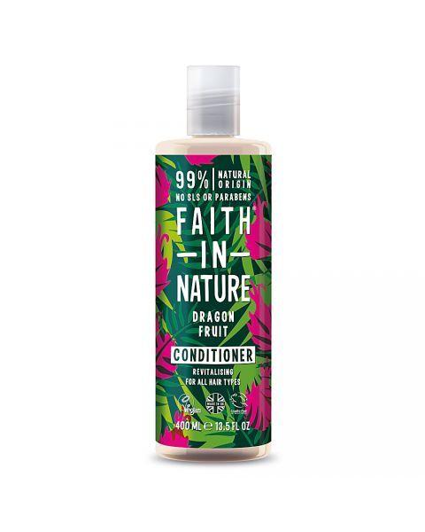 Gyvybingumo suteikiantis kondicionierius FAITH IN NATURE su drakono vaisiais, 400 ml