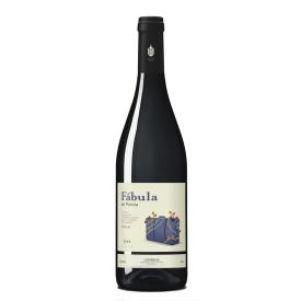 Raudonas sausas vynas Paniza Fabula Syrah 13,5%, 750ml