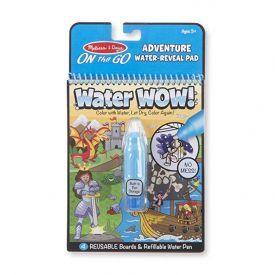 "Spalvinimo vandeniu rinkinys MELISSA & DOUG ""Adventure"", 1 vnt."