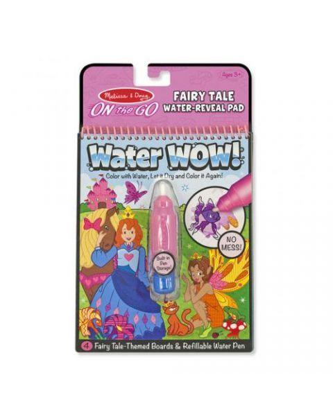 """Spalvinimo vandeniu rinkinys MELISSA & DOUG """"Fairy Tale"""", 1 vnt."""