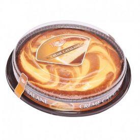 Pyragas su Katalonijos kremo įdaru SEREBIS, 400g