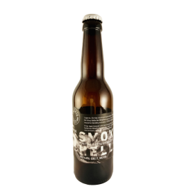 Šviesusis alus SAKIŠKIŲ Smoked Helles 4,8%, 330 ml