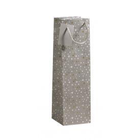 Trijų dovanų maišelių rinkinys ZOEWIE Little Stars  (17x9.2x22.5 cm, 26x13.5x33.5 cm, 10.5x10.5x36 cm), 1 vnt.