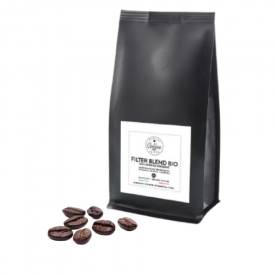 Ekologiškos kavos pupelės MORETTINO Filter Coffee Bio 100% Arabica, 1 kg