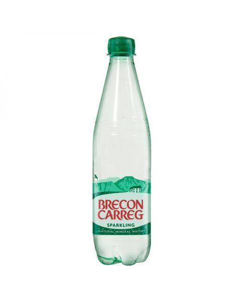 Gazuotas vanduo BRECON CARREG 0,5L