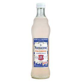 Gazuotas gaivusis gėrimas LA MORTUACIENNE, PINK LEMONADE,0,33L