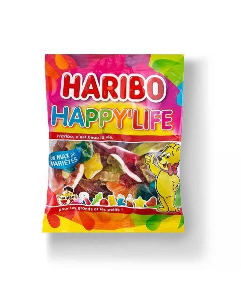 Guminukai HARIBO Happy Life, 275 g