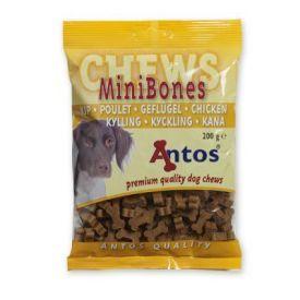 Maži kauliukai su vištiena šunims Mini Bones Chicken , 200 g