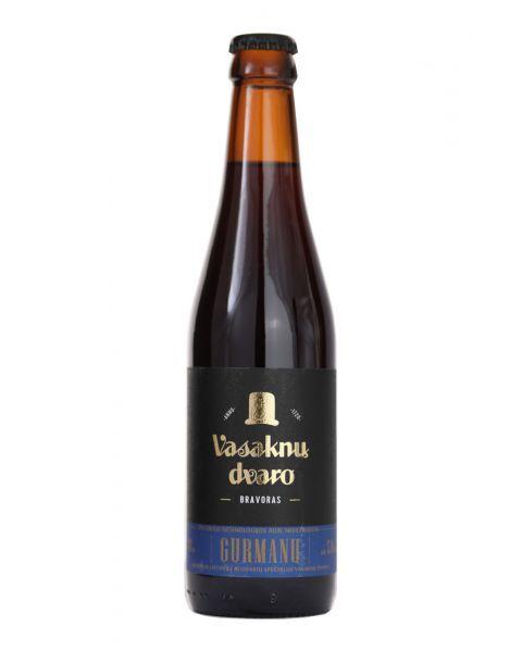 Alus VASAKNŲ DVARO Gurmanų 5% 330 ml