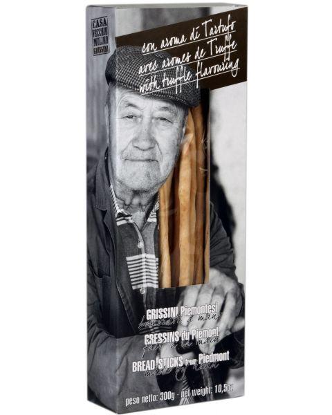 Duonos lazdelės triufelių skonio CASA VECCHIO 300g