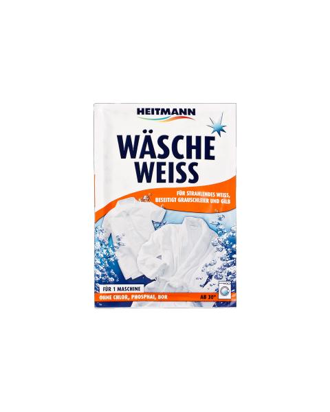Dėmių ir kvapo išėmiklis baltiems audiniams, Heitmann 50 g