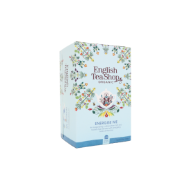 Ekologiška arbata ENGLISH TEA SHOP Energise Me , 20 maišelių