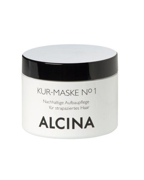 Atkuriamoji kauke dažytiems plaukams ALCINA, 200 ml
