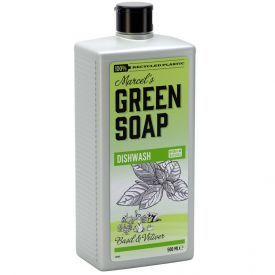 Indų ploviklis MARCELS GREEN SOAP su bazilikais ir vetiverijomis, 500 ml
