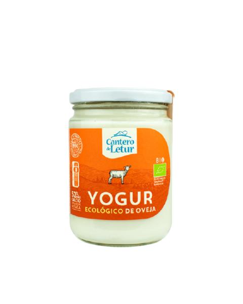Ekologiškas avių pieno jogurtas CANTERO DE LETUR, 6% rieb., 420g