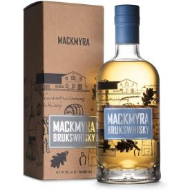 Švediškas viskis MACKMYRA Brukswhisky 41,4%, 700 ml