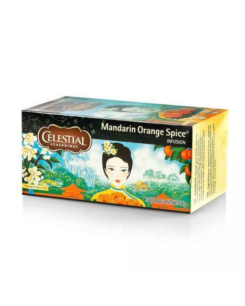 Arbata CELESTIAL SEASONINGS Mandarin Orange 54g