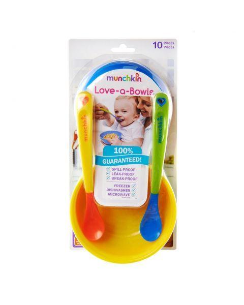 Maitinimo rinkinys MUNCHKIN vaikams nuo 6 mėn. (012106) 6