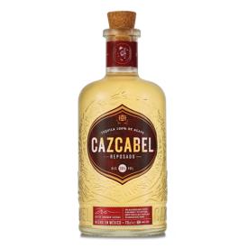 Tekila CAZCABEL Reposado (100% agava) 38% 0,7l