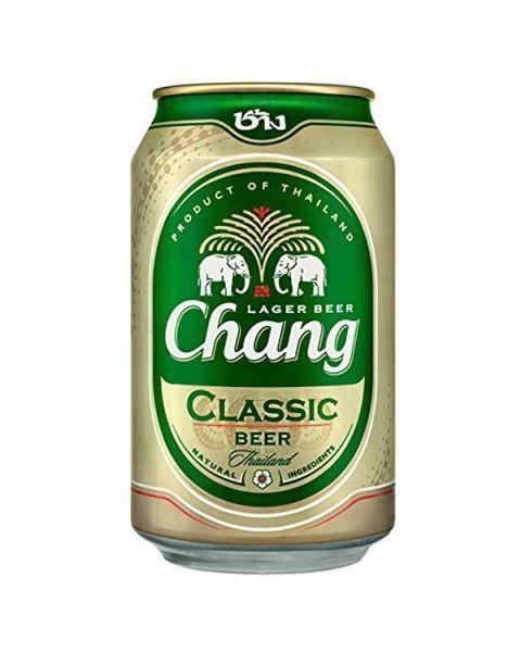 Tailandietiškas alus CHANG 5%, 330ml