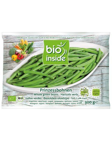 Šaldytos ankštinės pupelės BIO INSIDE, ekologiškos, 300g