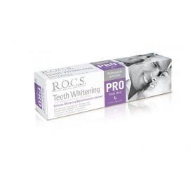 Švelniai balinanti dantų pasta R.O.C.S. Pro Fresh mint, 135 g