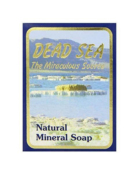 Natūralus mineralinis muilas MALKI DEAD SEA SOAPS, 90 g