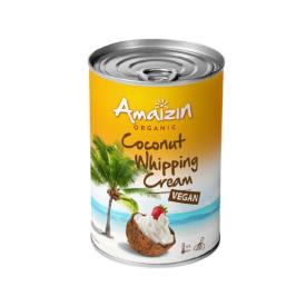 Ekologiška plakamoji kokosų grietinėlė AMAIZIN, 400g