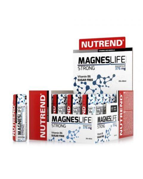 Maisto papildas NUTREND MAGNESLIFE STRONG, 60 ml