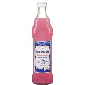 Gazuotas gaivusis gėrimas LA MORTUACIENNE,greipfrutų skonio, 330 ml