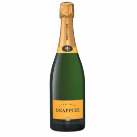 Šampanas-Drappier Carte D'OR Brut 12% 0.75L