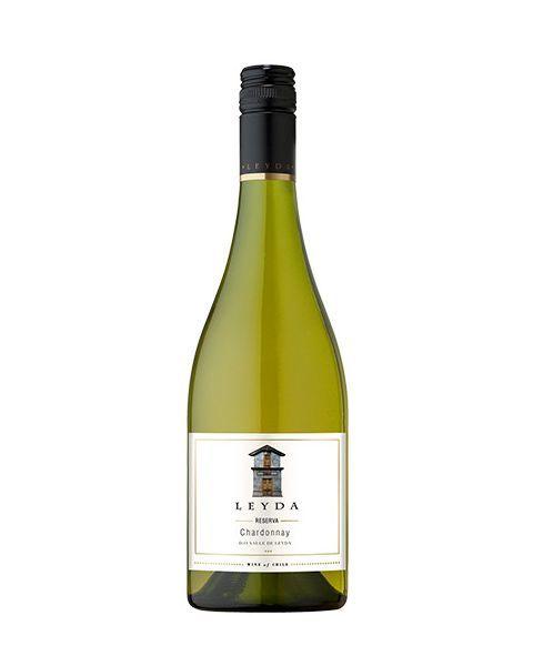 Baltas sausas vynas LEYDA Reserva Chardonnay Leyda Valley  13,5%, 750 ml