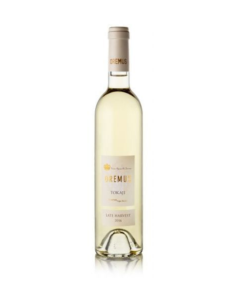 Baltas saldus vynas Tokaji Oremus Late Harvest 2017 14%, 750ml
