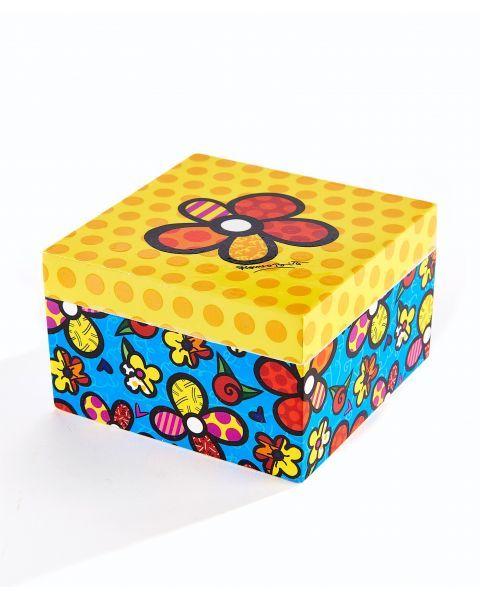 Kvadratinė dėžutė BRITTO, 1 vnt.