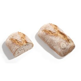 Ekologiška raugintos tešlos šviesi duona PANESCO, 450g