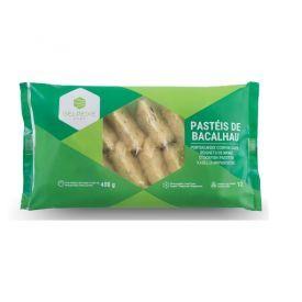 Portugališki menkių pyragaičiai GELPEIXE, šaldyti, 12vnt, 350 g